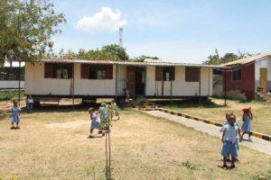 Scuola di Mtogani Kunduchi DarEsSalam. Tanzania